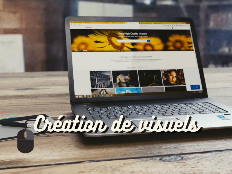 Créer des visuels pour les réseaux sociaux et le Web