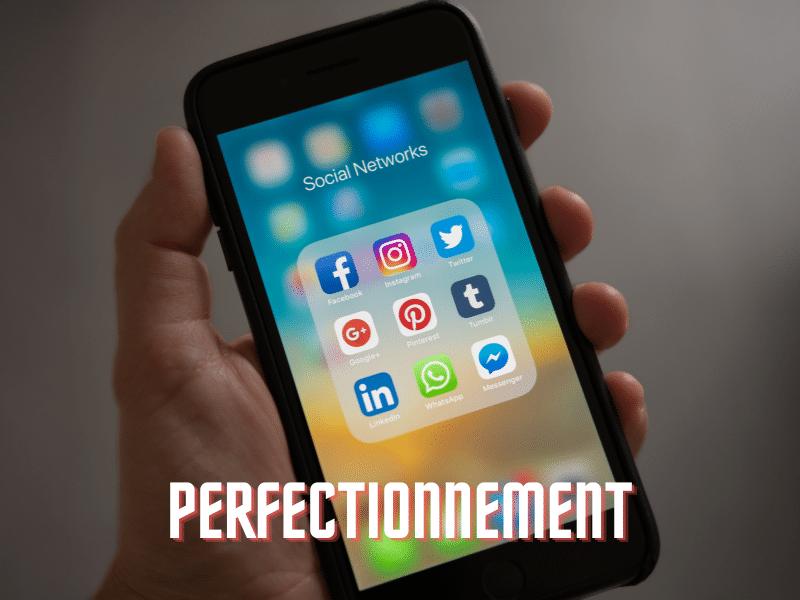 Perfectionnement à l'utilisation de Facebook et Instagram