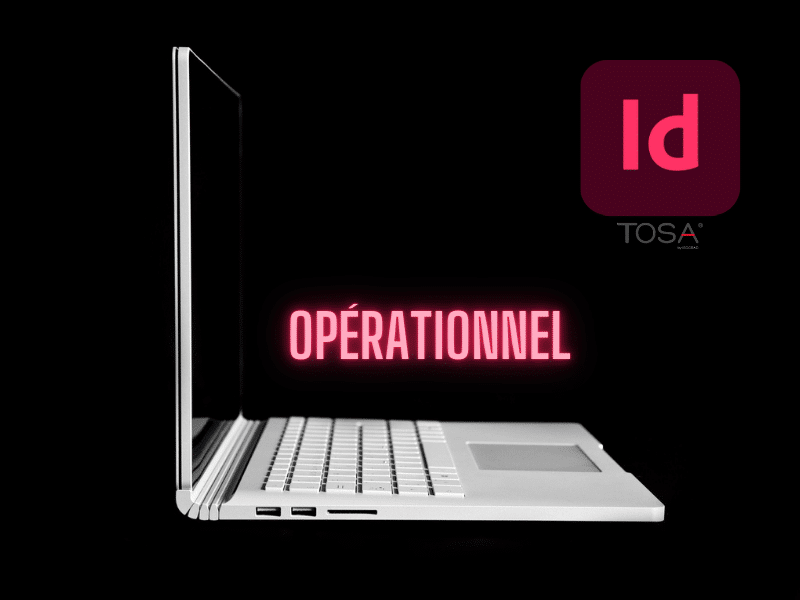 InDesign Niveau Initial vers Opérationnel