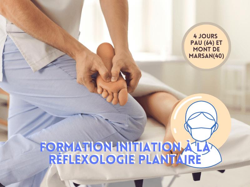 Formation à la réflexologie plantaire : Spécial soignants et thérapeutes