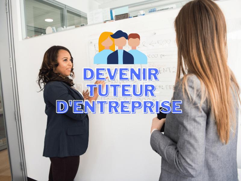 Formation pour Devenir Tuteur d'Entreprise